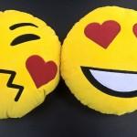 Emoticon Kissen kaufen