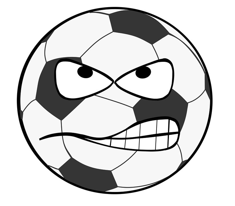 Fußball Smiley
