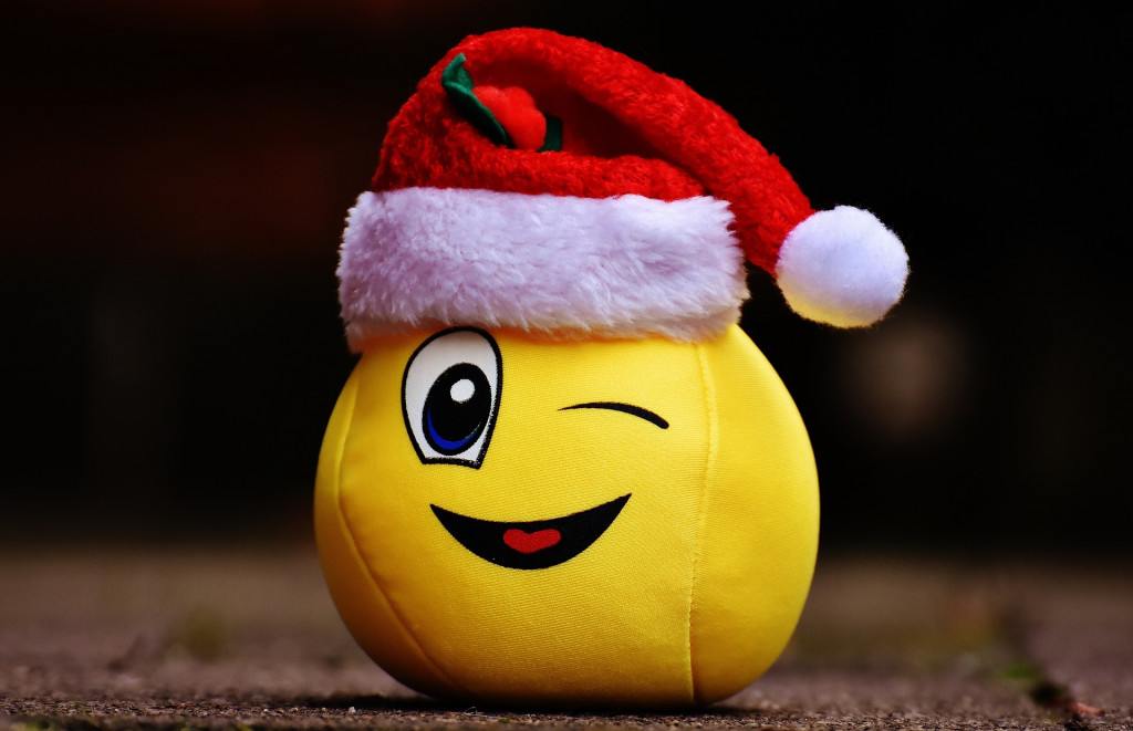 smiley weihnachten
