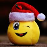 smiley weihnachten