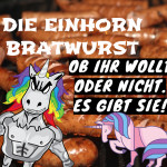 einhorn bratwurst
