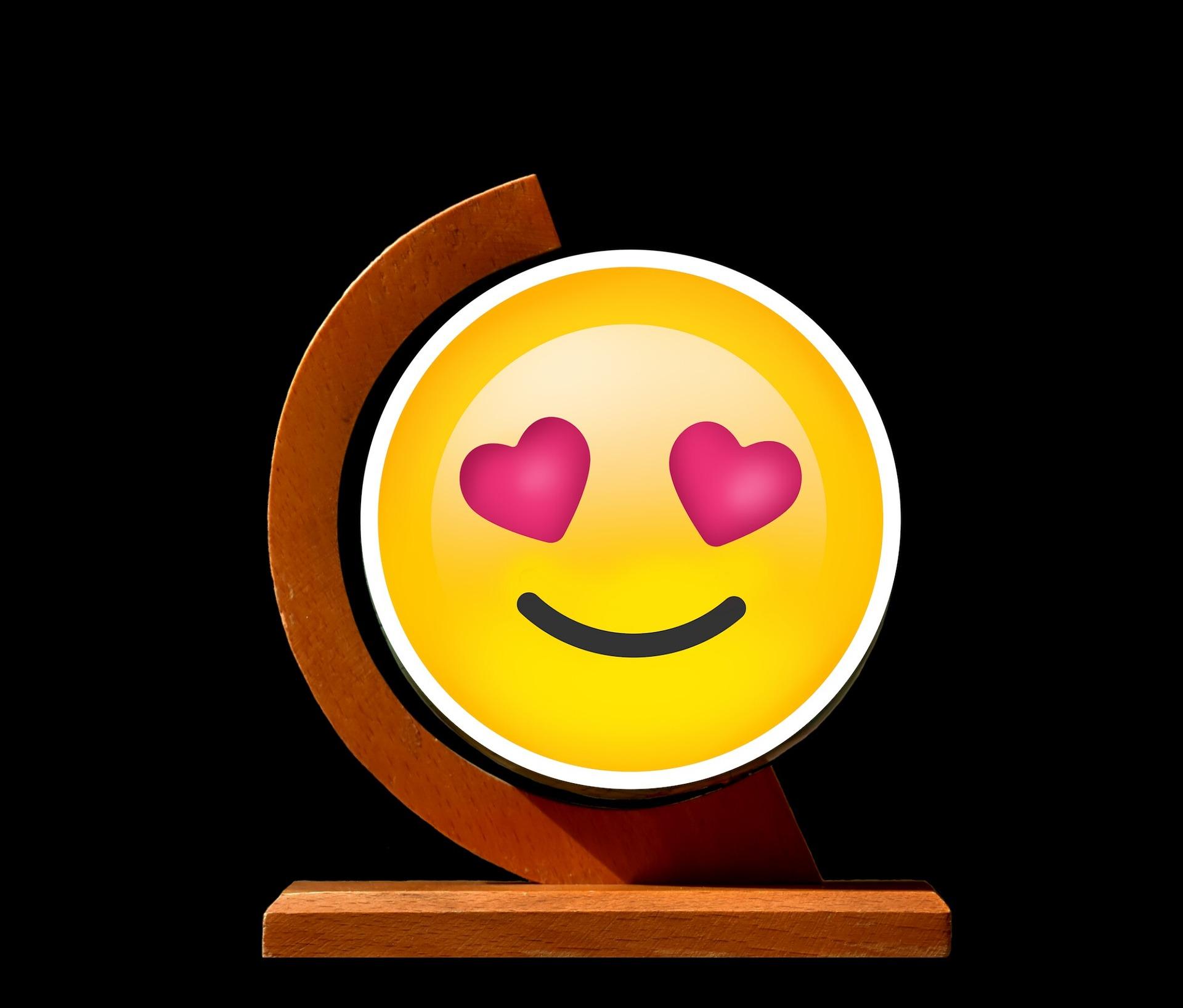 Bedeutung von Emoticons beim Dating mit dem Ex auf